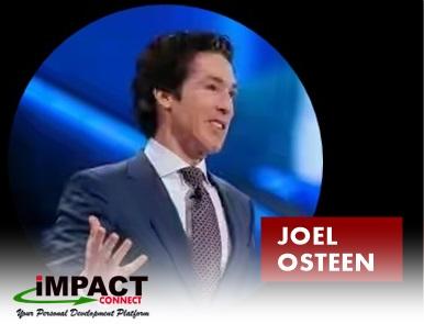 Download Sermon: Empty Out The Negative   Joel Osteen