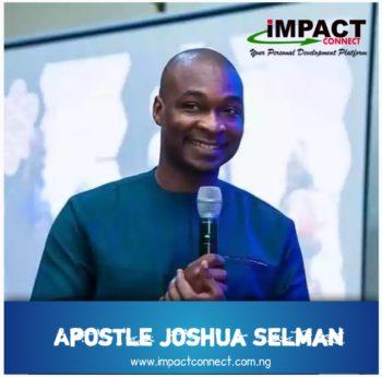 Download Sermon: Spiritual perception | Apostle Joshua Selman