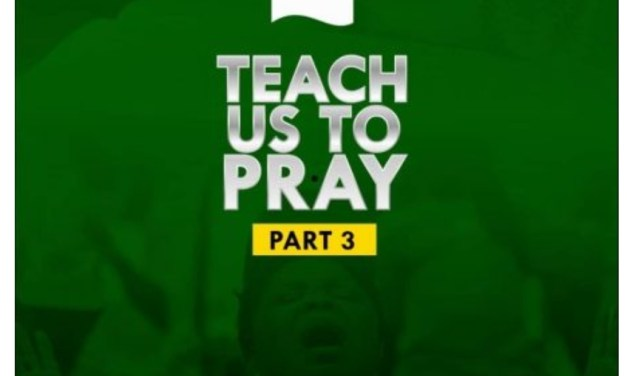 Download Sermon: Teach Us How To Pray (Part Three) – Koinonia 2019 | Apostle Joshua Selman