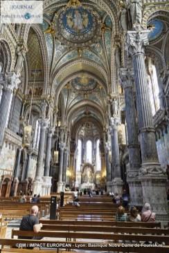 Basilique Notre Dame de Fourvière 04