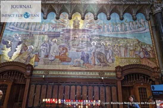 Basilique Notre Dame de Fourvière 05