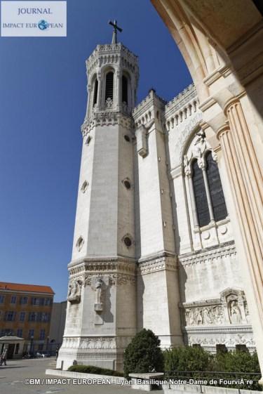 Basilique Notre Dame de Fourvière 23