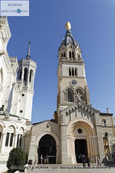 Basilique Notre Dame de Fourvière 25