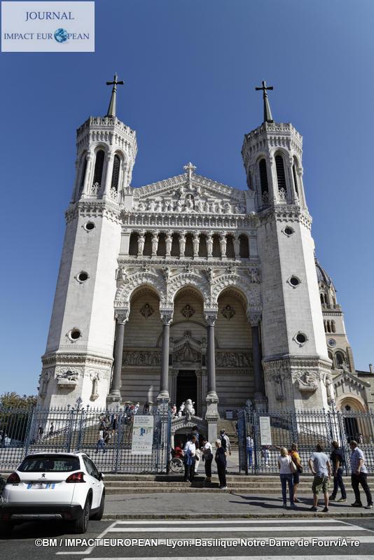 Basilique Notre Dame de Fourvière 28