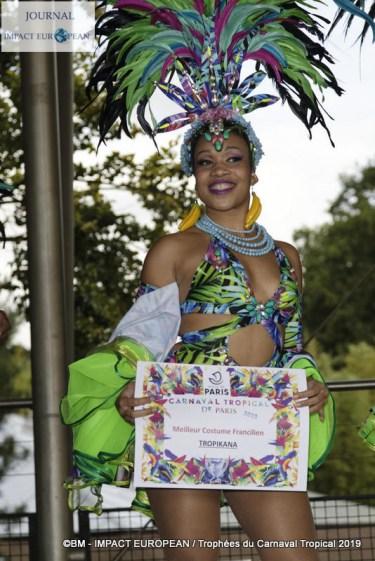 remise des trophées Carnaval Tropical 07