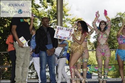 remise des trophées Carnaval Tropical 09