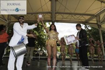 remise des trophées Carnaval Tropical 12