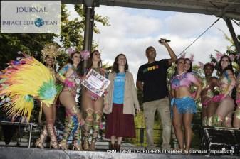 remise des trophées Carnaval Tropical 25
