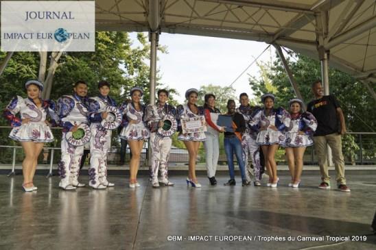 remise des trophées Carnaval Tropical 35