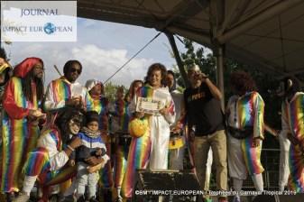 remise des trophées Carnaval Tropical 41