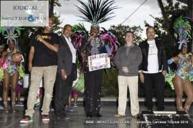 remise des trophées Carnaval Tropical 52