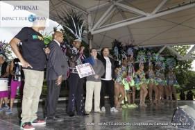 remise des trophées Carnaval Tropical 53