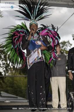 remise des trophées Carnaval Tropical 54