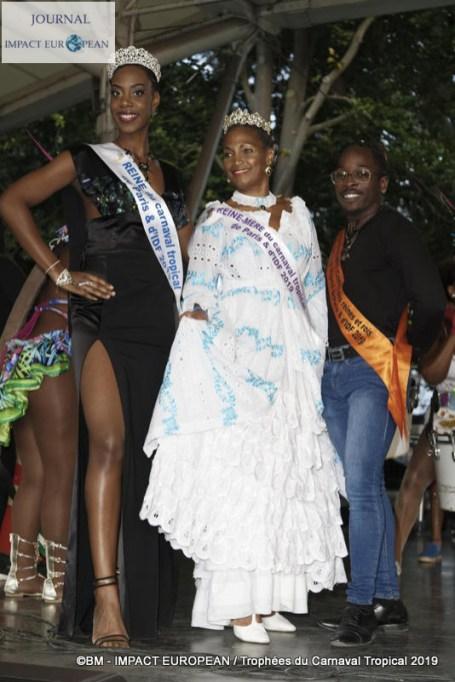 remise des trophées Carnaval Tropical 71