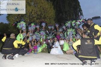 remise des trophées Carnaval Tropical 74