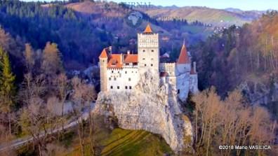 Château de Bran appelé Château de Dracula