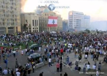 Manifestation au liban 15