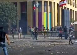 Manifestation au liban 5