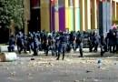 Les manifestants affrontent les forces de sécurité au Liban à la suite de l'explosion meurtrière