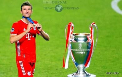 Six-time winners FC Bayern München1