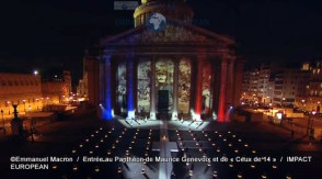 Entrée au Panthéon de Maurice Genevoix et de « Ceux de 14 » 01