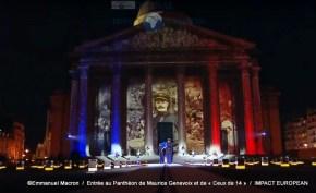 Entrée au Panthéon de Maurice Genevoix et de « Ceux de 14 » 02