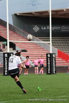 Elite féminin: Stade Toulousain - Stade Français