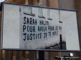 rassemblement sarah halimi 16