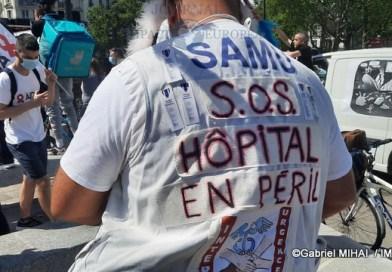 Mobilisation internationale pour la santé ce samedi 29 mai à Paris « SOS international pour la santé »