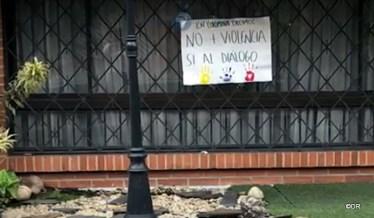 Manifestations et repression en Colombie suite à la réforme foncière 3