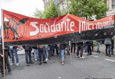 1er mai 2021: Des clochettes et des manifestations