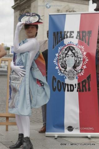 Make Art Covid Art 45