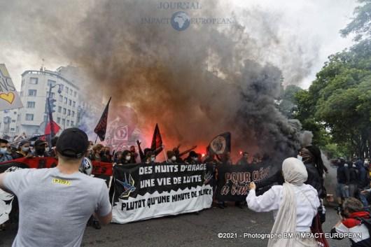 manif antifasciste 24