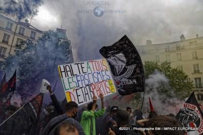 manif antifasciste 26