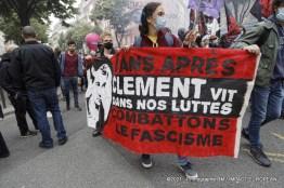 manif antifasciste 40