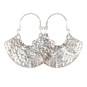 Rosa Earrings Silver