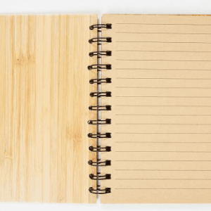 Bamboo Journal Set