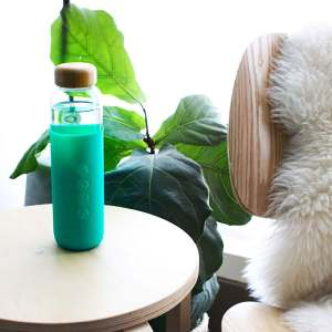 Soma Glass Bottle – Emerald