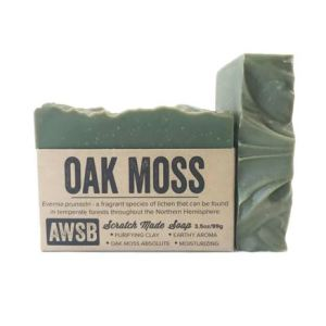 Oak Moss Handmade Soap