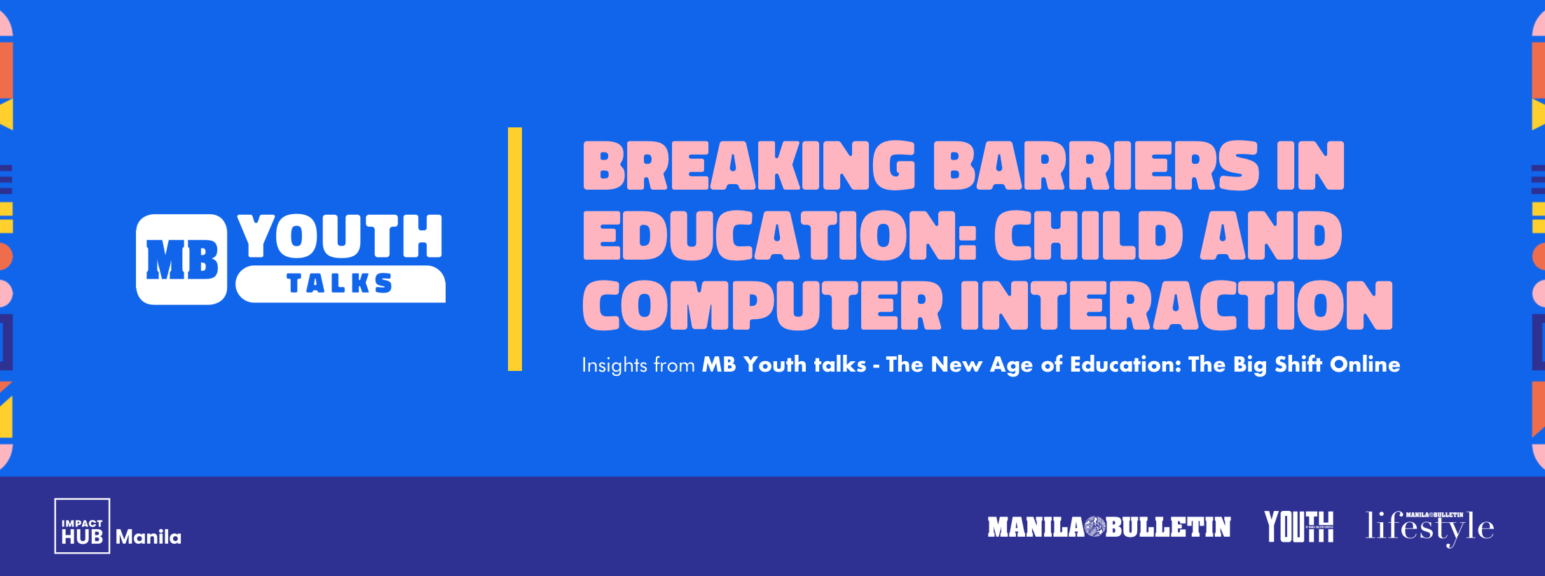Breaking Barriers in Education: Child and Computer Interaction
