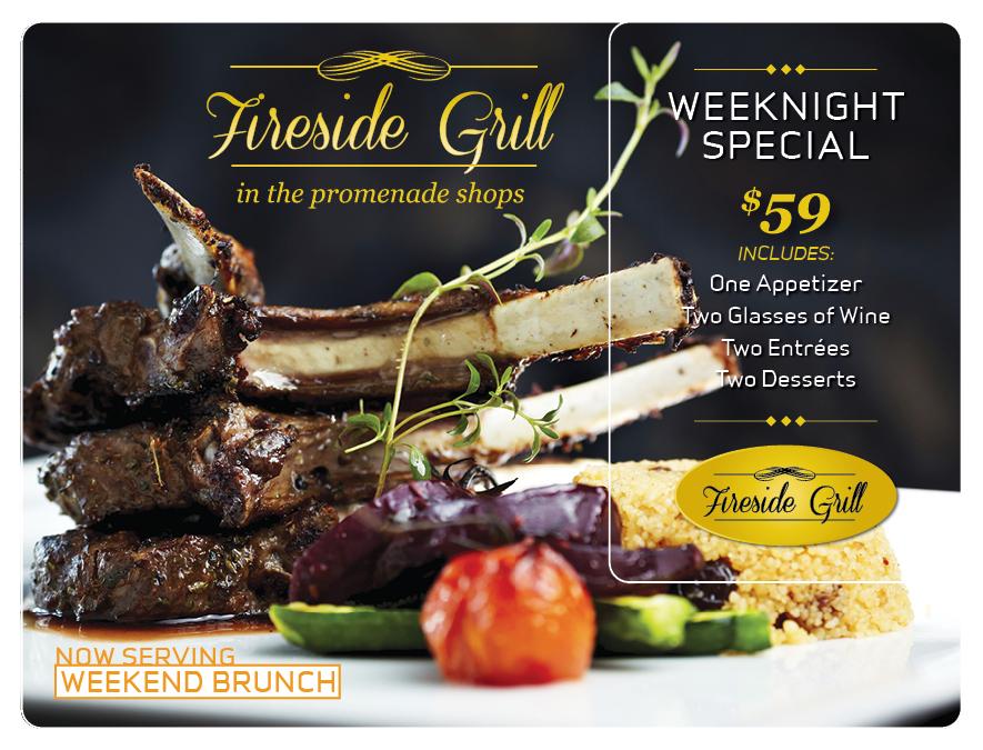 Restaurants Have Lunch Specials