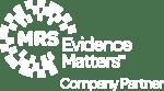Market Research Society Company Partner logo