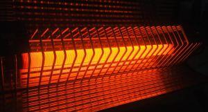 electric bar fire