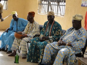 The Kingmakers during the screening