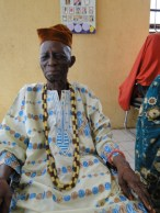 Chief Obafemi Obayomi, the Apena of Igbogbo