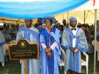 Students of the School of Engineering Technology
