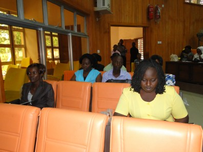 Cross section of the Conferencee