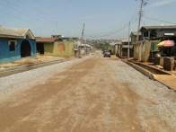 State of Alhaji Oseni Street, Igbogbo