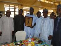 Mr Erogbogbo with friends