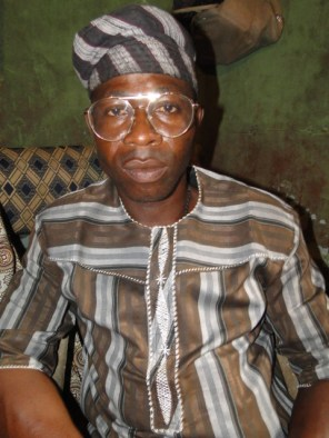 Chief Sundau Odusona, candidate for the vacant Aro position